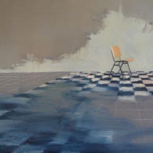Anenmarie-van-Hooff--Een-stoel--60-x-40-cm