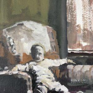 Annemarie-can-Hooff--Het-is-de-oudste--30-x-40-cm