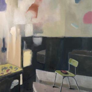 Annemarie-van-Hooff--Afkeer-van-het-voorbij-gaan--120-x-140-cm