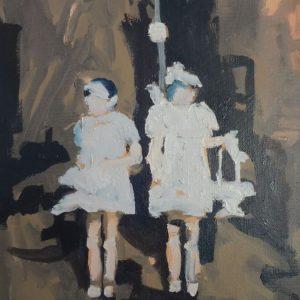 Annemarie-van-Hooff--Alleen-op-zondag-2--30-x-40-cm