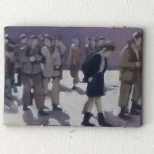 Annemarie van Hooff 'De geschiedenis ertussen' 5 x 20 x 15 cm