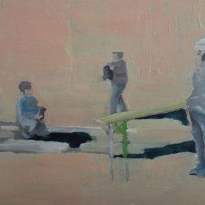 Annemarie-van-Hooff--Drie-kinderen--15-x-20-cm