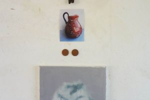 Annemarie van Hooff 'Een vlek op de knoop'