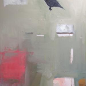 Annemarie van Hooff 'In een doosje' 80 x 10 cm