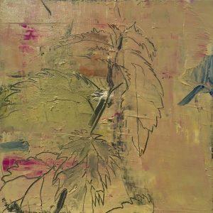 Annemarie-van-Hooff--Netel--30-x-30-cm