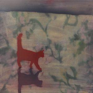 Annemarie-van-Hooff--Op-glad-ijs--40-x-40-cm