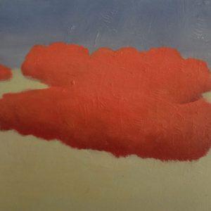 Annemarie-van-Hooff--Rode-wolk--15-x-20-cm