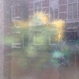 Annemarie van Hooff 'Zon door het raam'