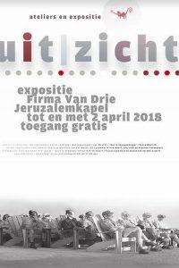 Annemarie van Hooff kunstproject Uit Zicht