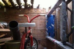 Annemarie van Hoooff 'Dit is geen fiets